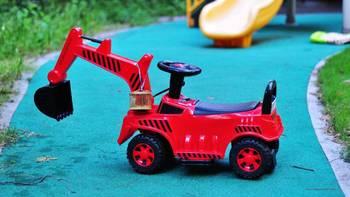 QBORN儿童挖掘机使用总结(安全|操控|材质)