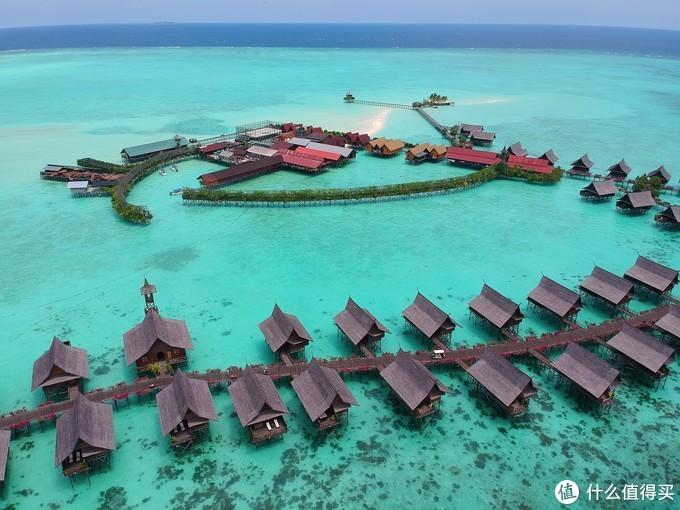 仙本那的三大度假村比较,让你的海岛游更加游刃有余