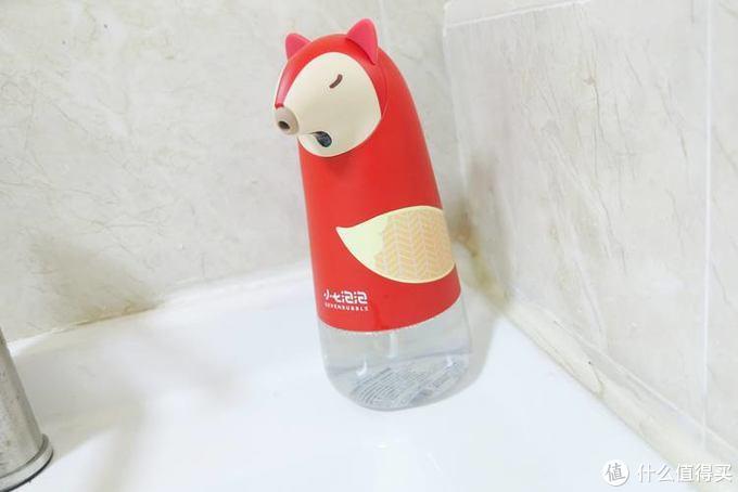 神奇的小七泡泡洗手机,从此让孩子爱上洗手