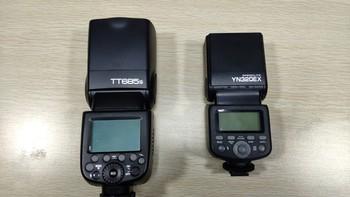 永诺YN320EX闪光灯使用感受(便携|功能|重量)