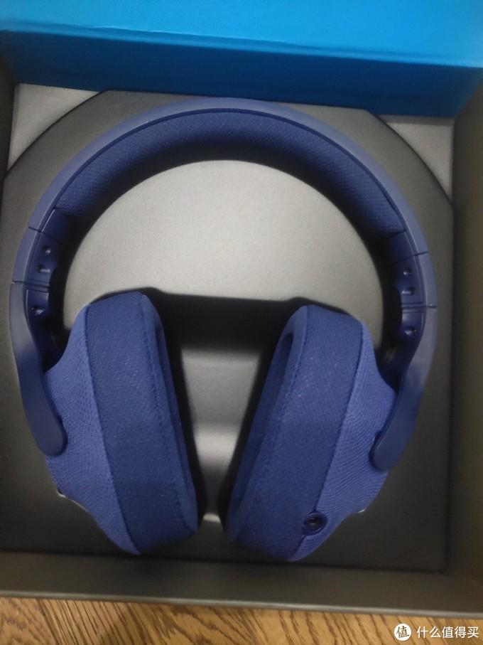 游戏耳机罗技G433 简单开箱使用报告
