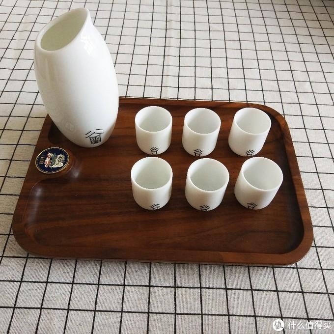 生活需要仪式感,美酒还要用好器,谷小酒高档陶瓷酒具