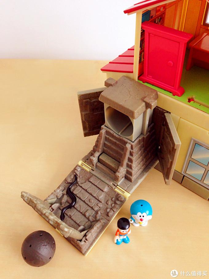玩具测评丨EPOCH哆啦a梦场景大雄家的四个冒险
