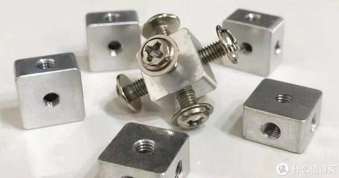 淘宝输入六面螺母固定块