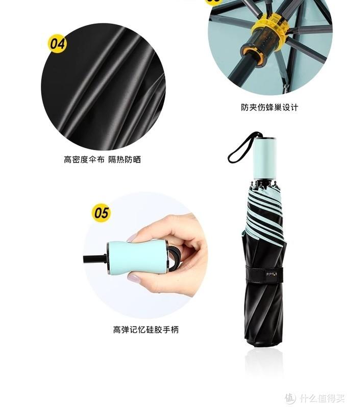 防晒做不好,小黑跑不了―12个品牌太阳伞选购推荐