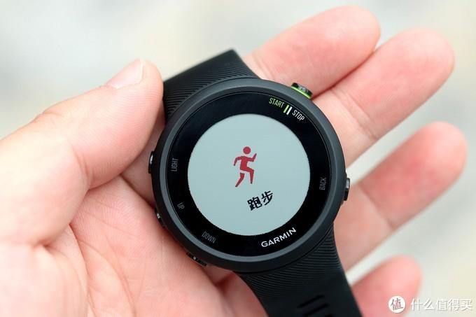 上手一周,谈谈佳明新入门级手表F45的使用感受