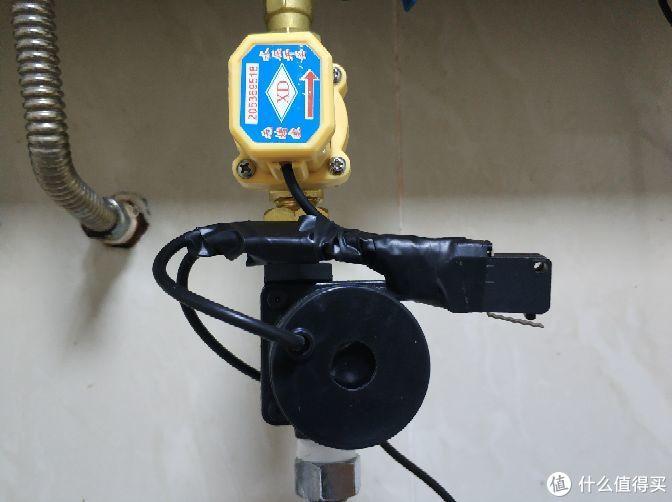 储水式电热水器,水压低不出水,百元终极解决方案