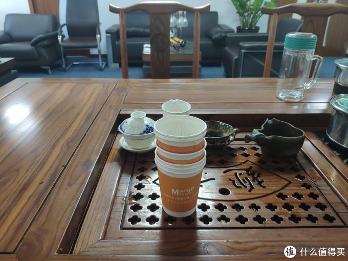 四款速溶咖啡试饮