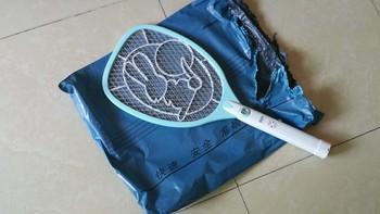 家博士 JBS-电蚊拍开箱展示(外壳|网面|指示灯|按键|手柄)