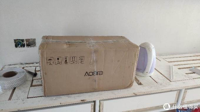 米家一如既往的超大包装,真的很巨大
