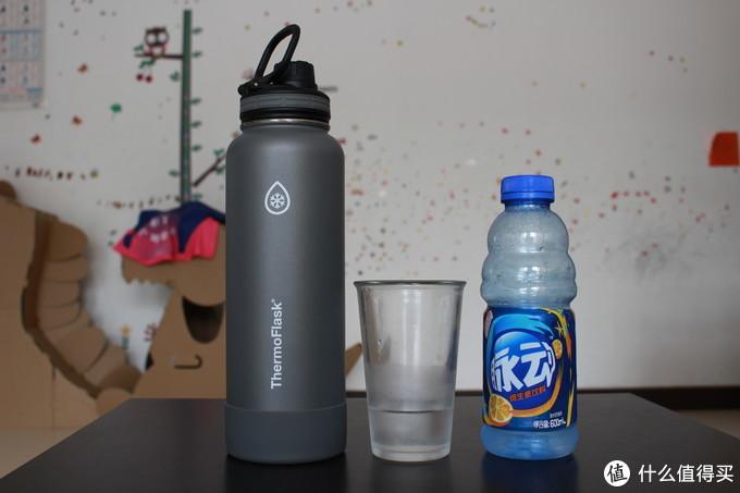 网红保温杯——Thermo Flask晒单(内附保温效果翻车实验)