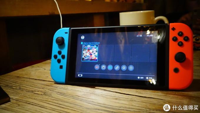 略有升级:新版switch快速开箱