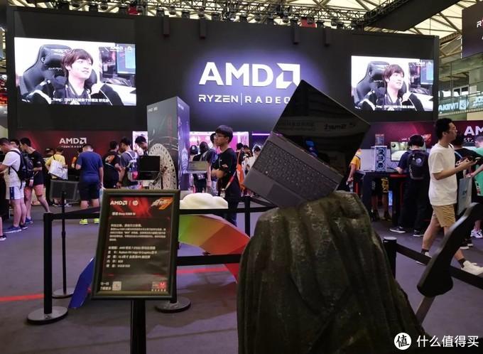 AMD在ChinaJoy隆重举办粉丝盛会,一起来喊Yes!