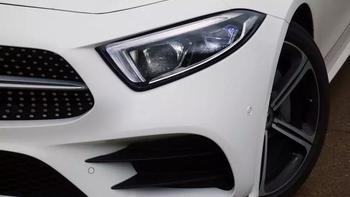 奔驰CLS 350轿车使用感受(悬架|动力|油耗)
