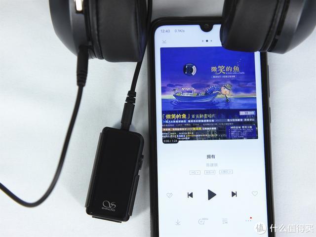 无孔手机与有线耳机的姻缘桥,比M0还小的山灵UP2让有线耳机满血复活