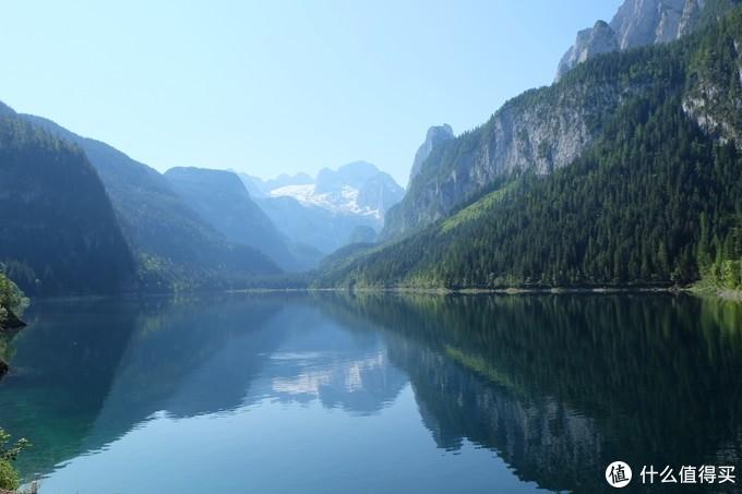 戈绍湖实景