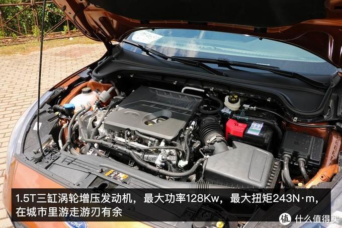 别问了!1.5涡轮增压,8AT变速器,百公里6个油,它叫福克斯Active!