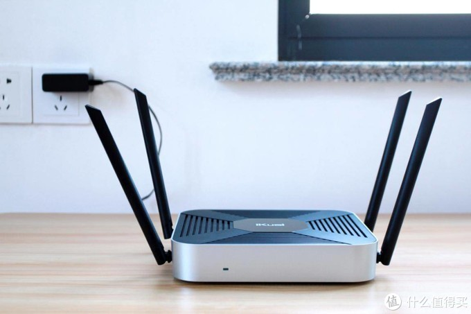 中小企业首选,全千兆双频无线路由器爱快IK-Q50体验