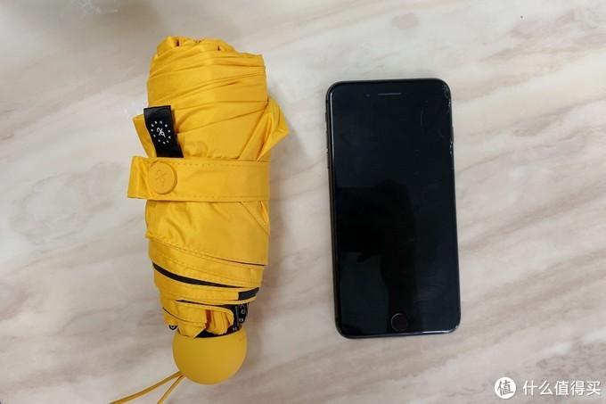 仅一部手机大小