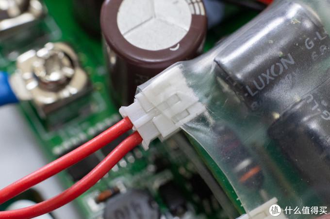 交流电输入端双线并接增强载流能力