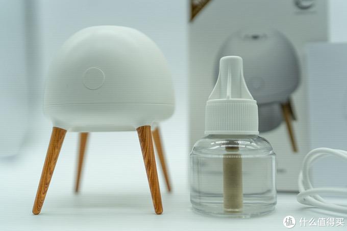 GF电热驱蚊器,颜值驱蚊担当,还可以变智能,我来教大家