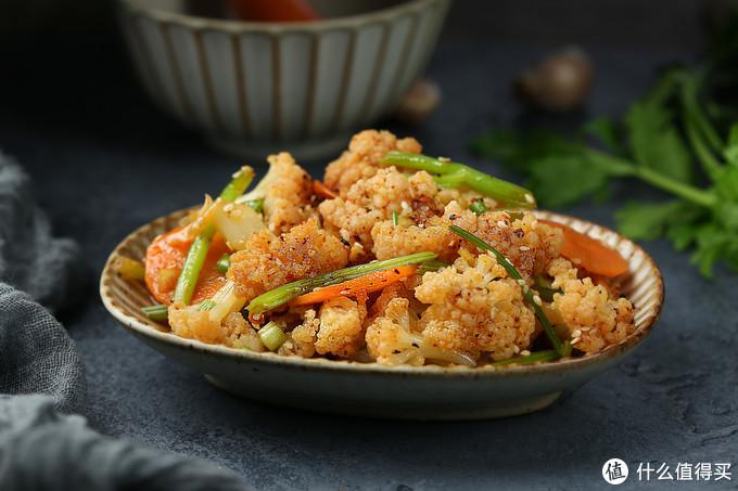 夏天花菜喜欢这样吃,清甜可口不油腻,做法很简单
