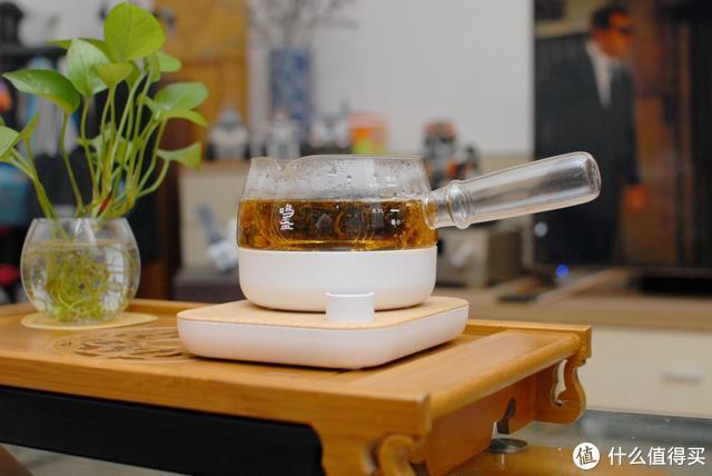 """品茶新""""煮""""意,快捷新体验:鸣盏三合一煮茶器体验"""