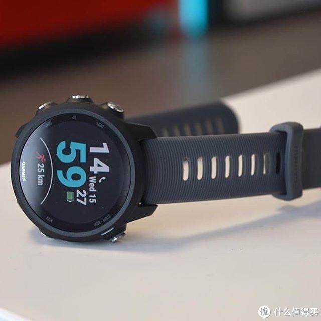 最适合我的运动智能手表:佳明Forerunner 245