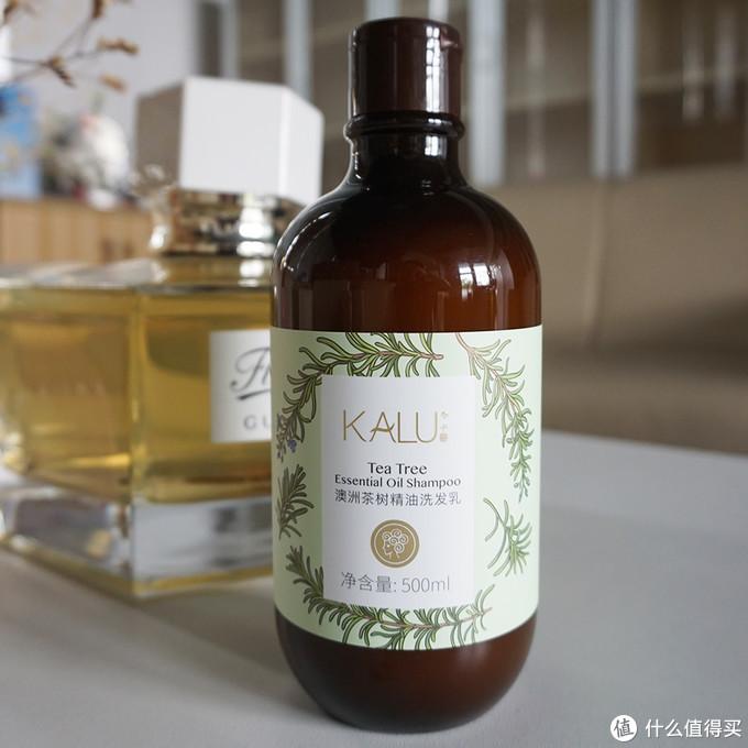 KALU卡鲁 澳洲茶树精油洗发水