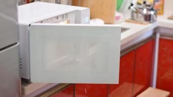 小米米家微波炉使用总结(容积|加热|屏幕|按键)