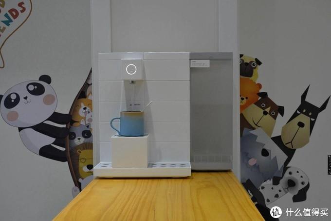 优点即热净饮机:接入米家,免安装带童锁满足多种饮水需求