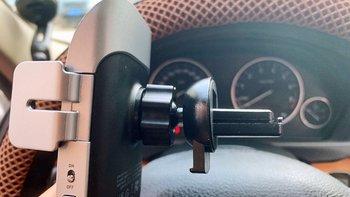摩米士红外感应无线车充支架使用总结(连接|充电)