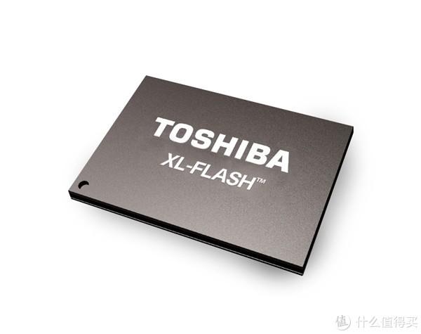 5微秒超低延迟:TOSHIBA 东芝 正式发布 XL-Flash 闪存
