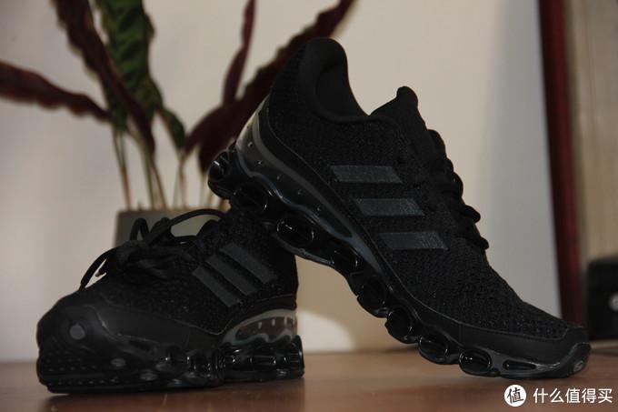 日常通勤跑步鞋-adidas阿迪达斯Microbounce系列Bounce跑步鞋