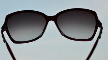 海伦凯勒 女士偏光太阳镜使用总结(遮阳|颜色|鼻梁架)