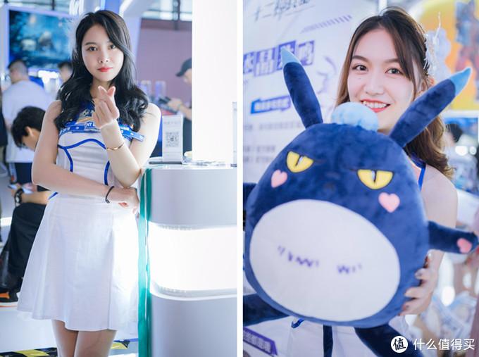 带你一篇看完CJ的Showgirl与Coser!上海ChinaJoy2019游场实拍