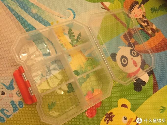 佳佰 零件收纳盒JB320672 收纳乐高使用感受