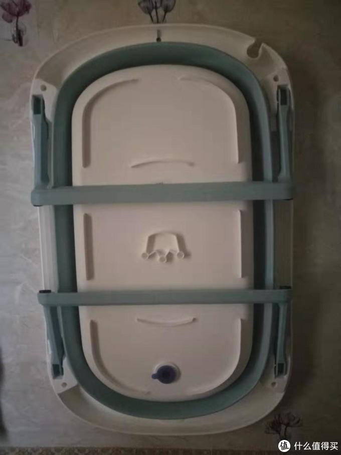 不占空间的宝宝浴盆——世纪宝贝婴儿浴盆开箱