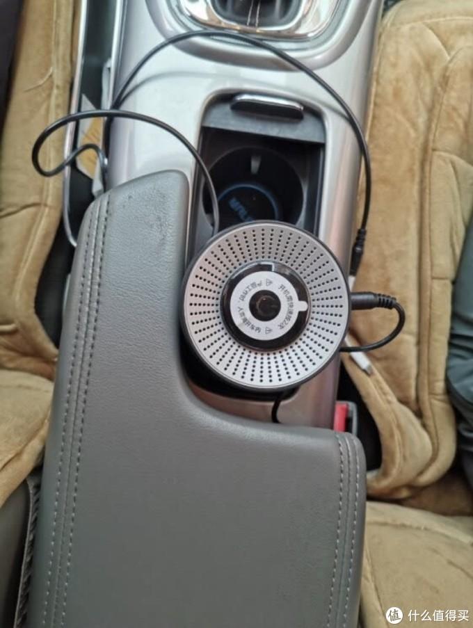 快速去除车内异味的小帮手,汉丽车载空气净化器
