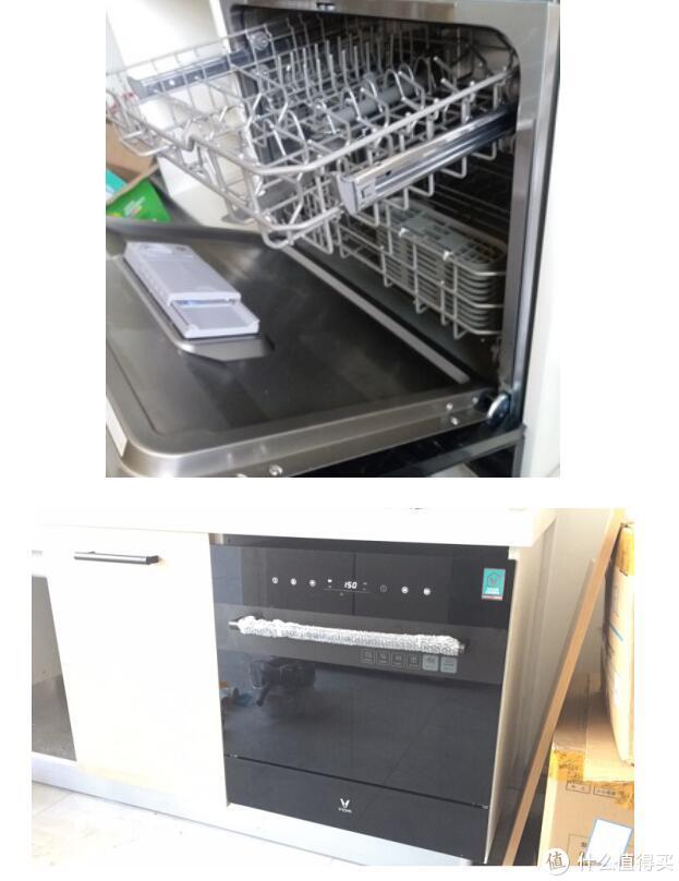 新手小白第一次体验云米洗碗机