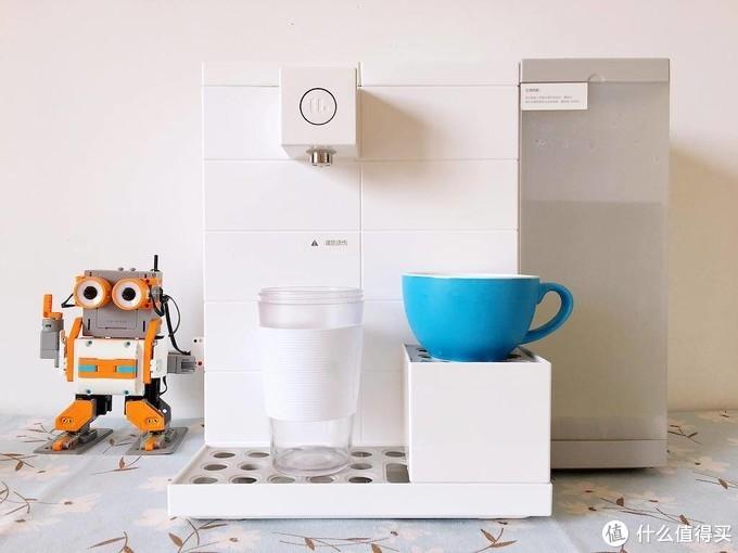喝水都如此智能了?优点智能即热净饮机,冲奶、泡茶,热水零等待