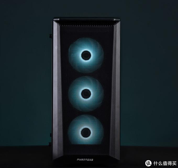 主打通风散热:Phanteks 追风者 发布 Eclipse P400A 机箱 售价69.99美元(约490元)起