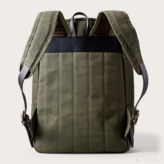百年美产品牌Filson经典双肩包70307的两年体验感