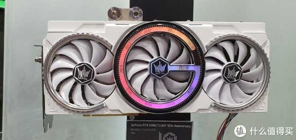 16相供电、风/水混合散热:GALAX 影驰 发布 RTX 2080Ti HOF 10th AE 十周年限量版显卡