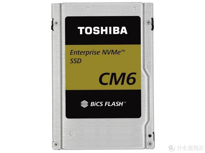 6.4GB/s读取、超耐用性:TOSHIBA 东芝 发布 CM6 SATA SSD固态硬盘