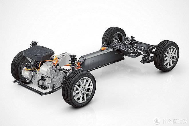(模块化的CMA平台,可以根据开发需求,推出不同尺寸、不同动力总成的车型)