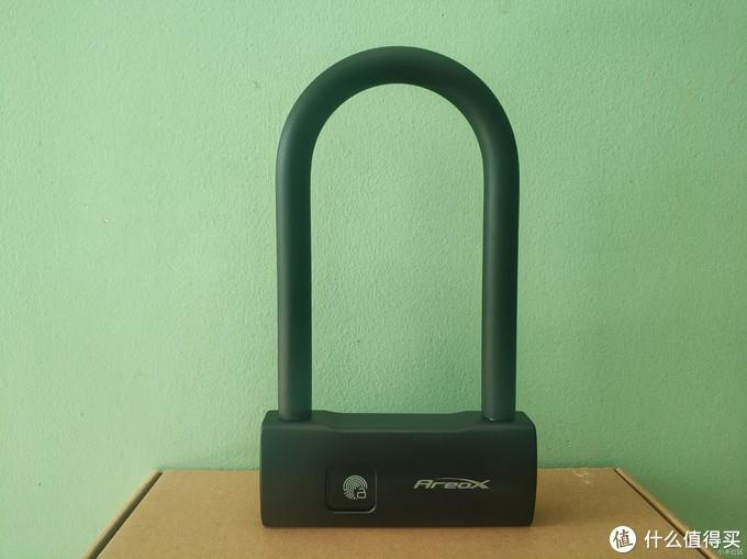 锁比车贵是什么体验——AreoX智能指纹U型锁测评