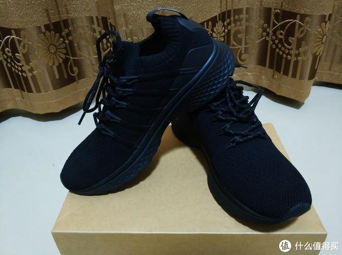 开箱|喜提爆款运动鞋——米家运动鞋2代开箱上脚