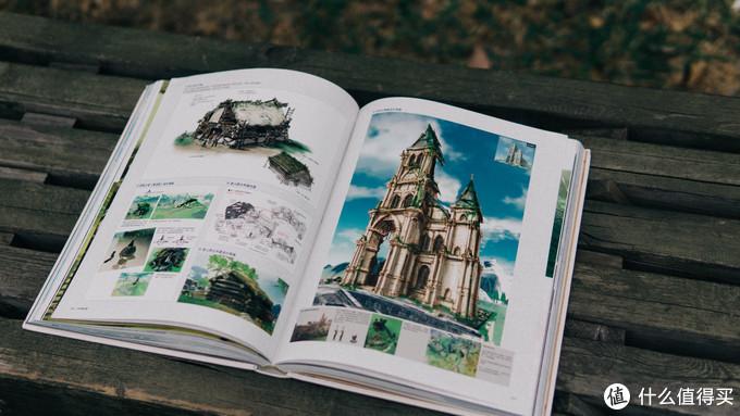 在书里再玩一次塞尔达,还是那么满足——《〈塞尔达传说:旷野之息〉大师之书》