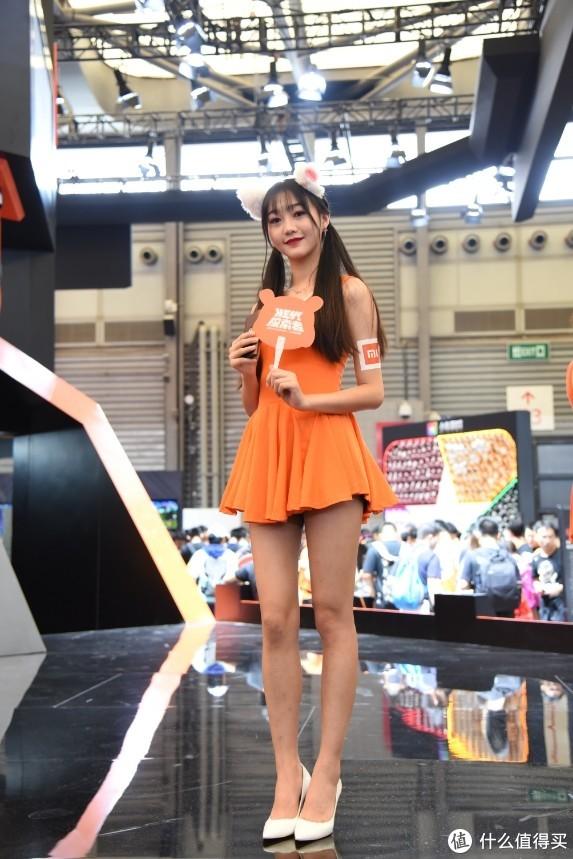 Chinajoy2019,满屏的小姐姐和大长腿等着你来点赞~